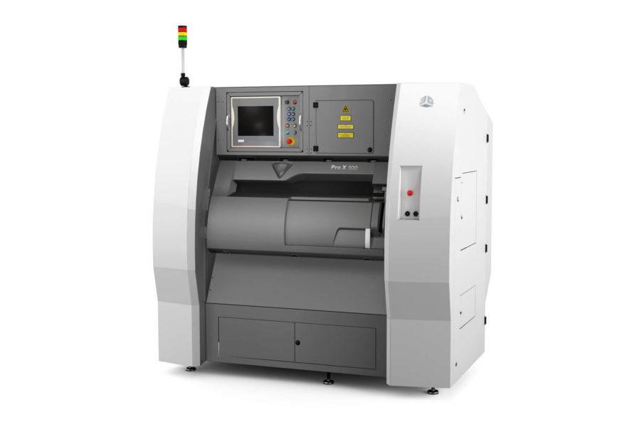 (SLS) Sinterizzazione laser selettiva